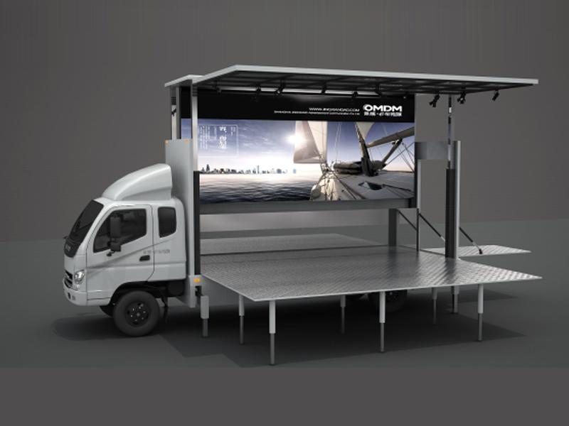 led truck malaysia